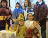 Morning Nativity Service 18th December 2016
